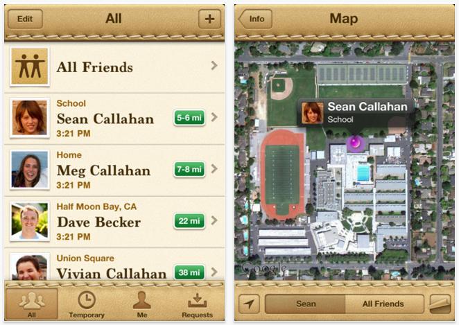 Freunde Suchen App