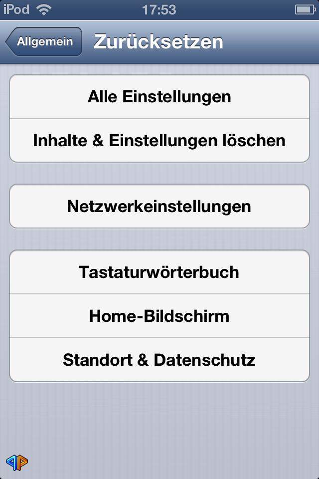 Tutorial: iOS Device vollständig zurücksetzen (Weiterverkauf)-img_0001.jpg