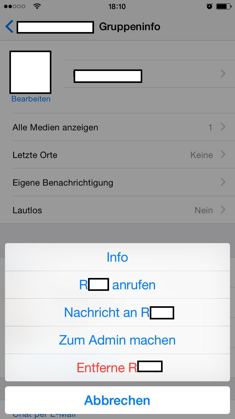Tutorial Whatsapp Mehrere Admins Für Gruppen Einstellen