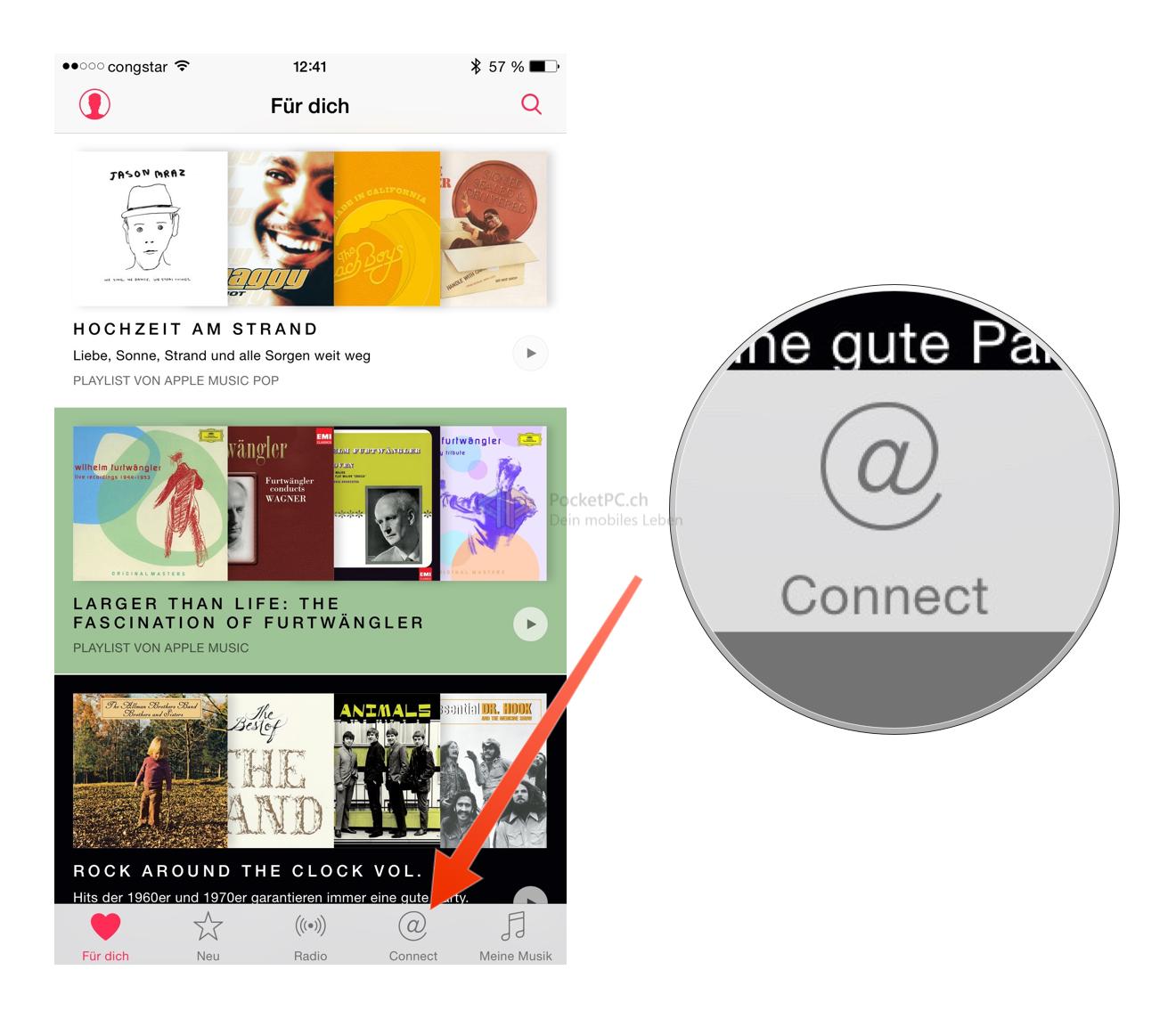 Tutorial: Schnellzugriff auf die Playlisten in Apple Music auf einem iOS-Device-bild-5.png