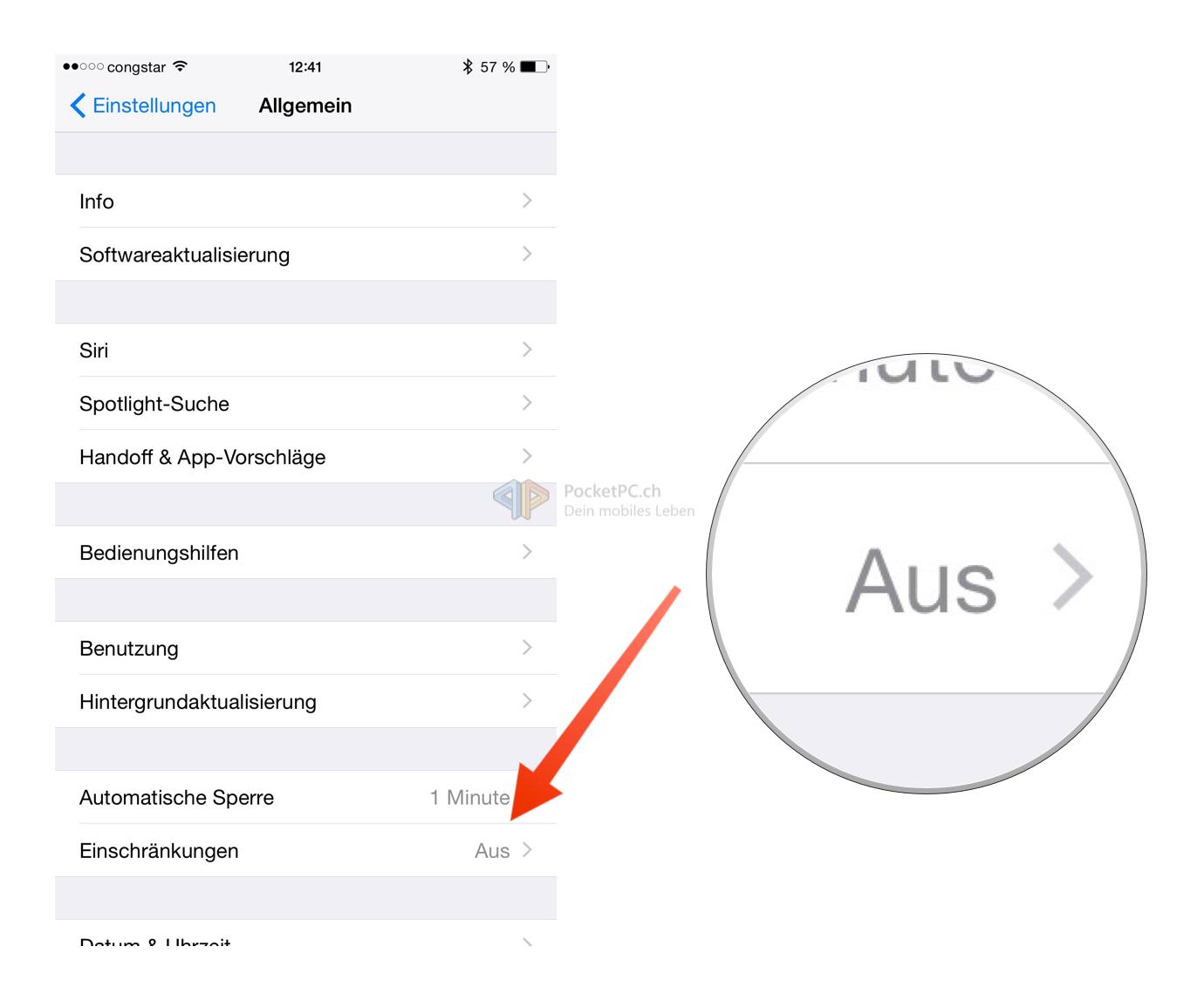 Tutorial: Schnellzugriff auf die Playlisten in Apple Music auf einem iOS-Device-bild-1.png
