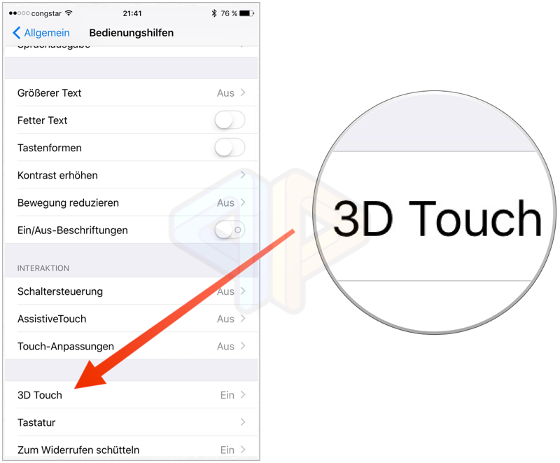 Tutorial: 3D Touch-Empfindlichkeit anpassen-bild-3.png