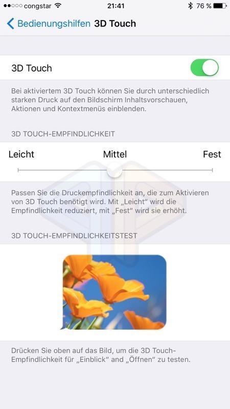 Tutorial: 3D Touch-Empfindlichkeit anpassen-bild-4.jpg