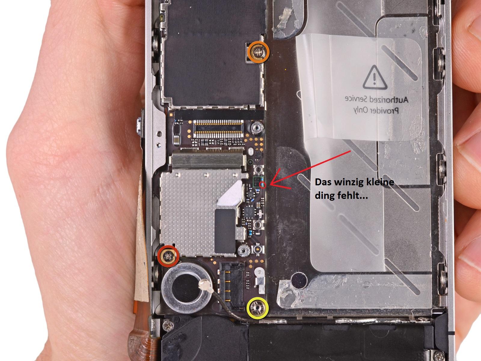 Iphone Kein Netz Reparatur