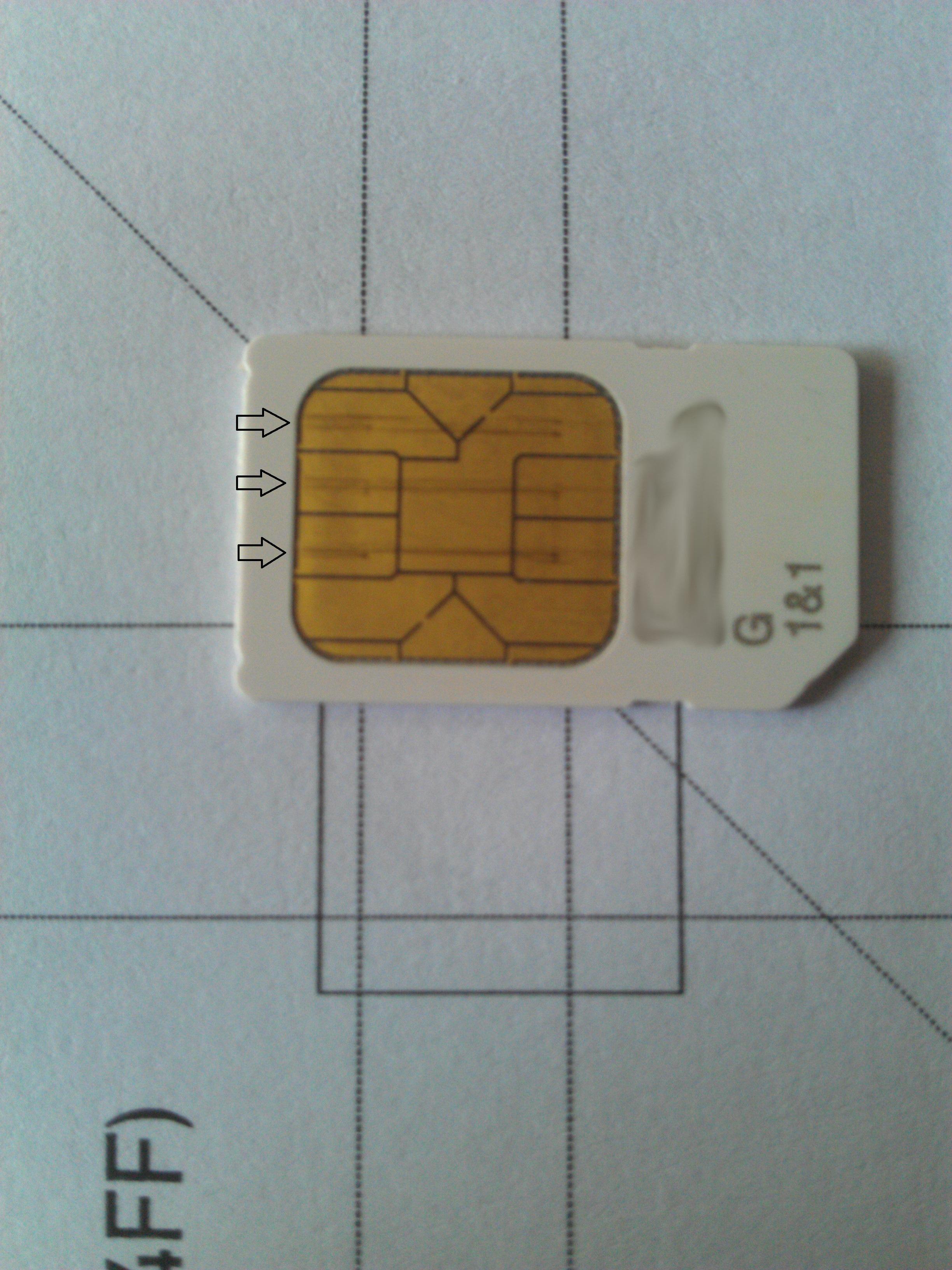 sim karte zuschneiden lassen Nano SIM Karte zuschneiden   so geht's   CHIP