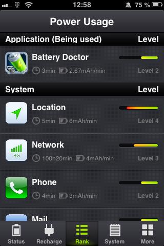 Die besten Akku-Apps für das iPhone