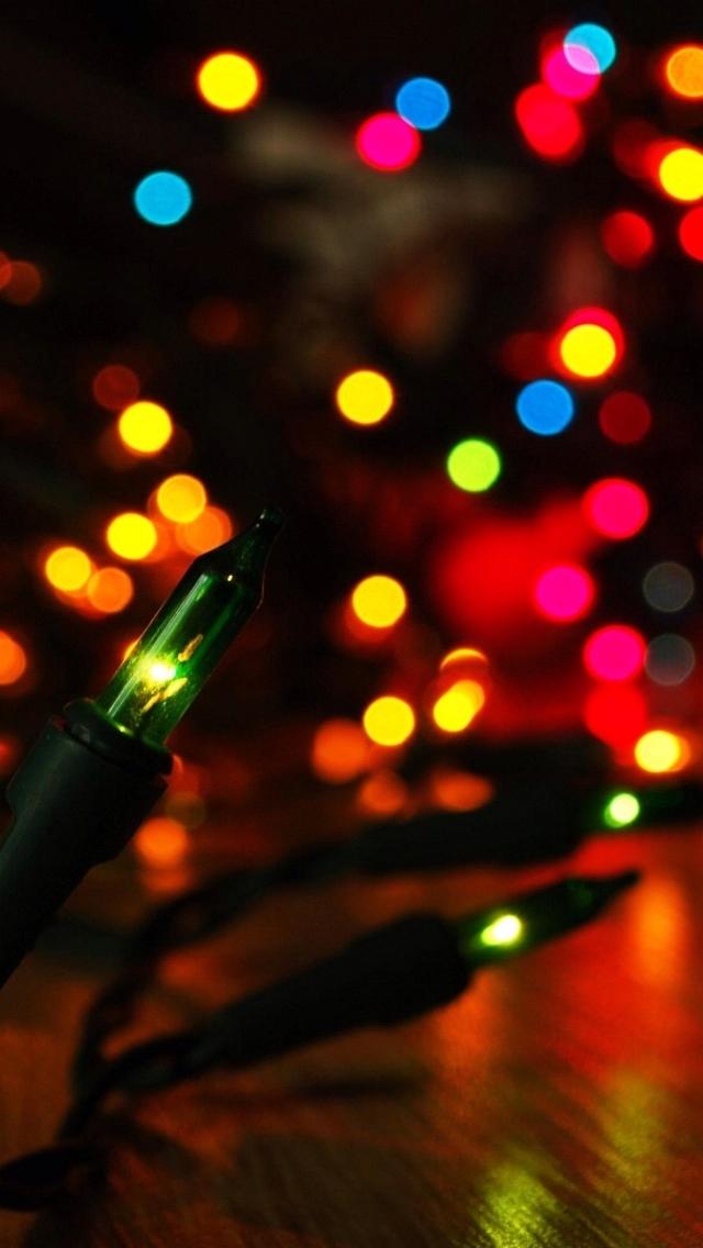 christmas light iphone wallpaper tumblr-#18