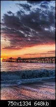 Der iPhone 6 Wallpaper Thread-california-beach-dock-sunset-iphone-6-wallpaper-ilikewallpaper_com_750.jpg