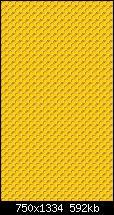 Der iPhone 6 Wallpaper Thread-pattern-yellow-dots-iphone-6-wallpaper.jpg