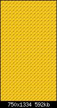 Der iPhone 6 Wallpaper Thread-pattern-yellow-dots-iphone-6-wallpaper.jpg