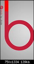 Der iPhone 6 Wallpaper Thread-beats-logo-iphone-6-wallpaper-ilikewallpaper_com_750.jpg