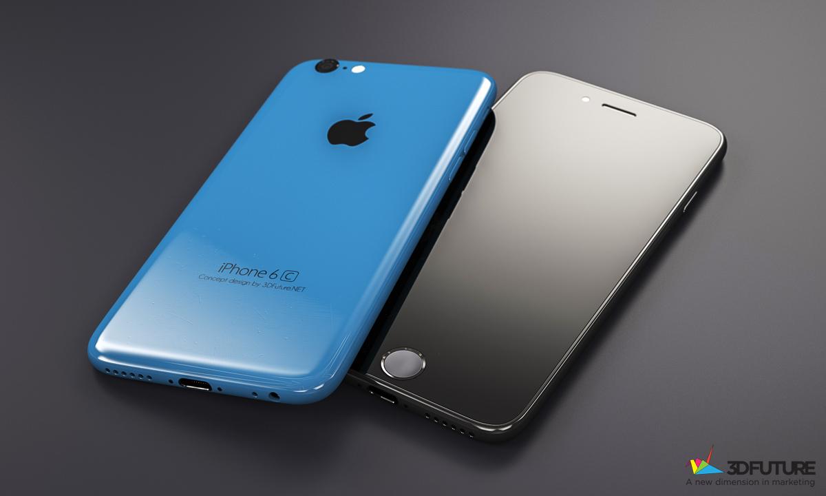 IPhone 6C Konzept Iphone 6c Concept 3d Future 001