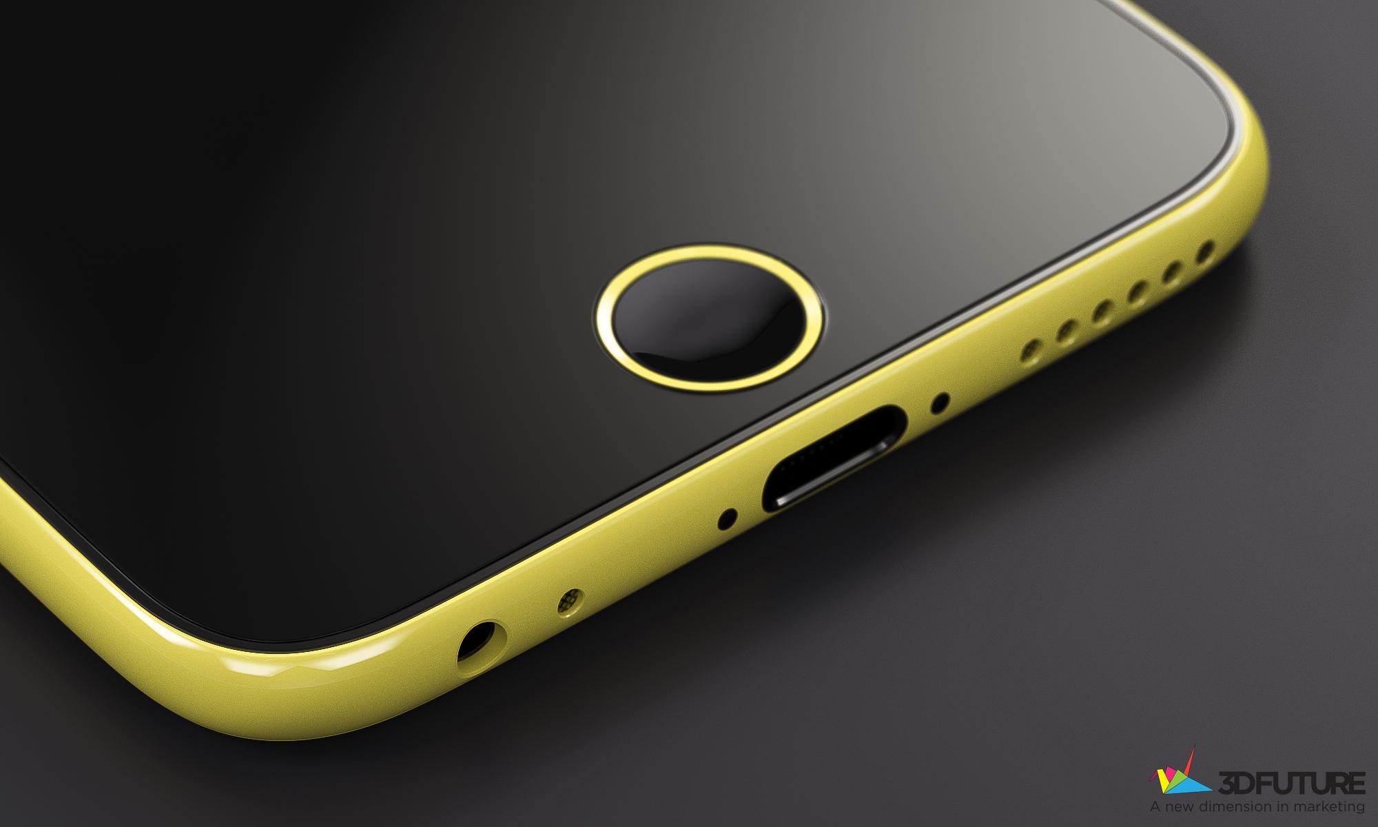 IPhone 6C Konzept Iphone 6c Concept 3d Future 004
