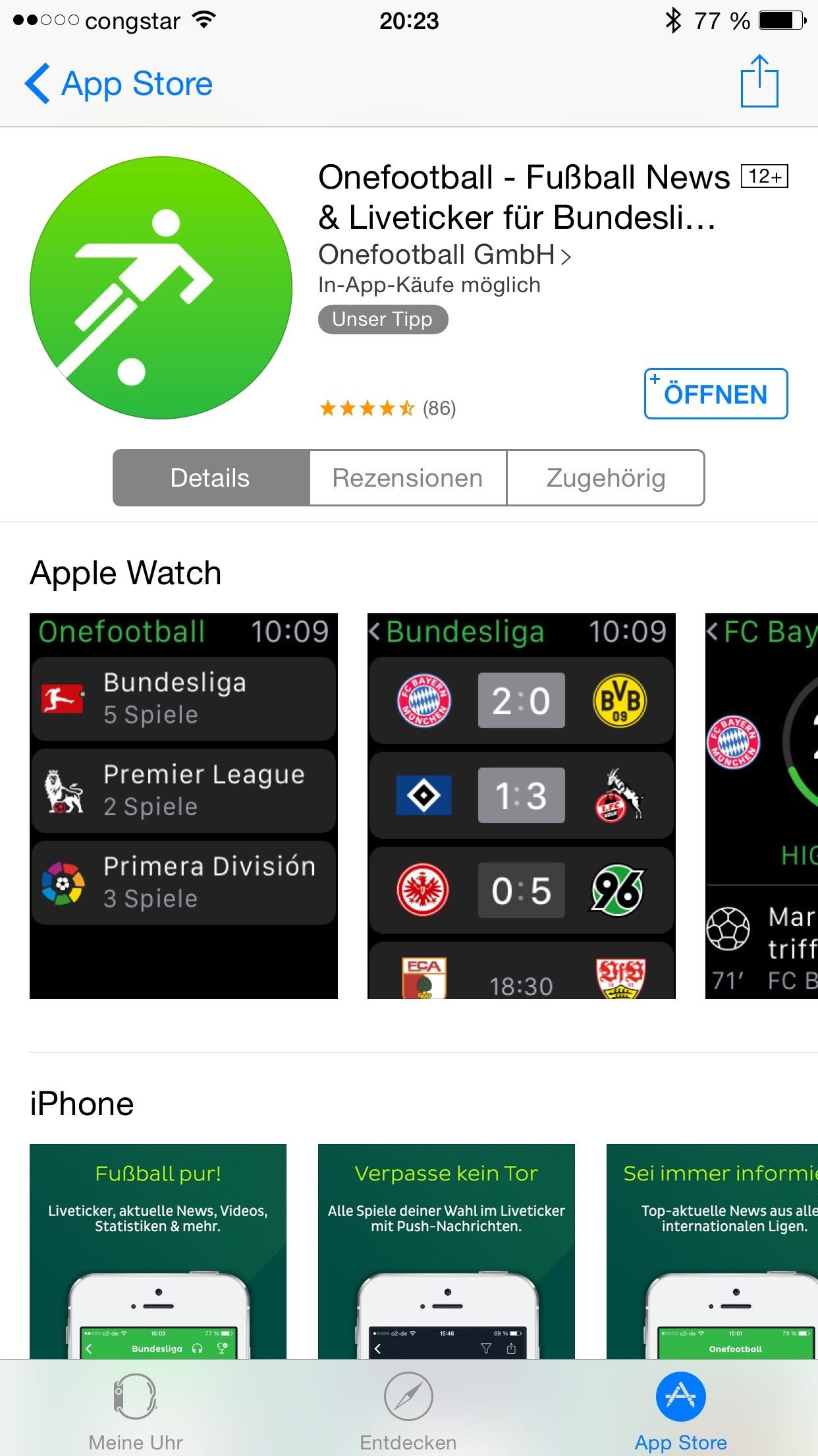 Apple Watch App Store Geht Heute Online