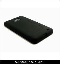 """Testbericht: Case-Mate """"Safe skin, black, Samsung i9100 Galaxy S2""""-621_5.jpg"""