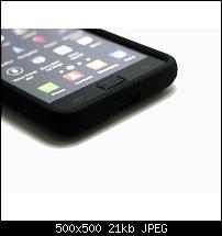 """Testbericht: Case-Mate """"Safe skin, black, Samsung i9100 Galaxy S2""""-621_3.jpg"""