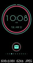 Ice View Case für HTC 10-iceview_ui_notification16feb26.jpg