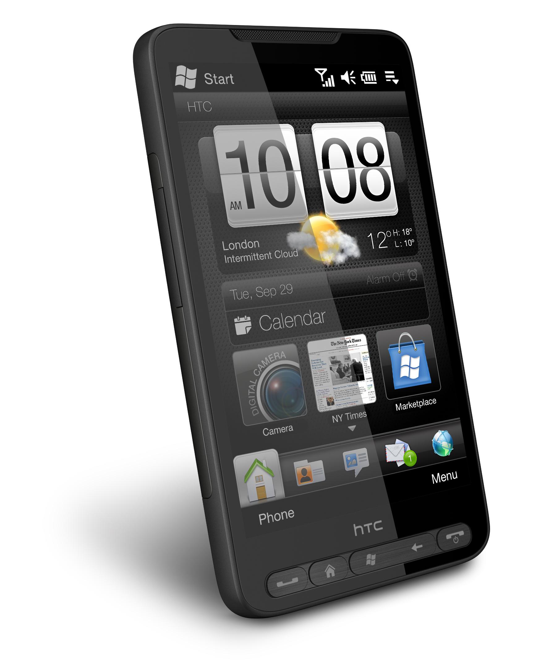 Взлом HTC HD2 по-американски.