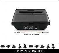 htc HD2 Tischladestation / Cradle-11111.jpg