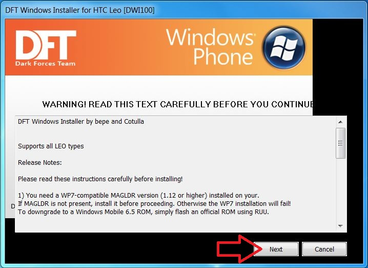 [Howto][HD2 Windows Mobile 7 inkl. MAGLDR 1.13 Installation]-10.jpg