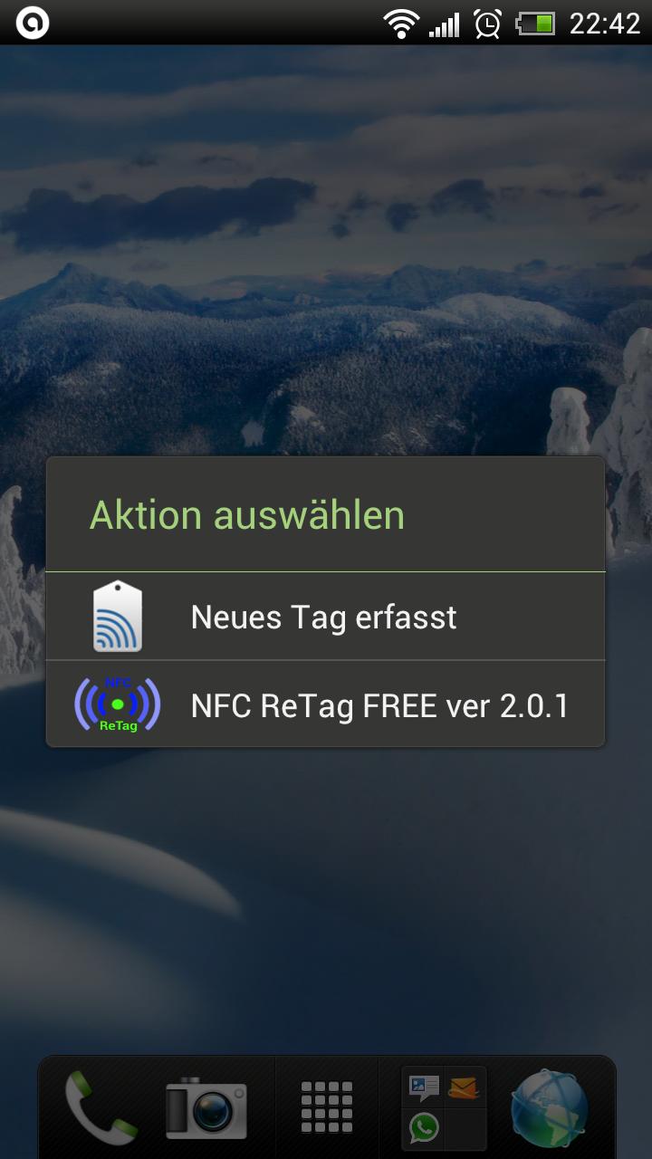 NFC Software