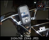 Fahrrad / Velo / Mafa / Motorrad - Lenkstangen Halterung-halterung-htc-3300.jpg