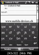 HTC P3470 aka HTC Pharos Review, Testbericht und Bilder-tastatur1.png