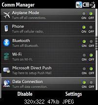 Tipps, Tricks & Tools HTC Snap [Update 18/11/09]-commmgr.jpg