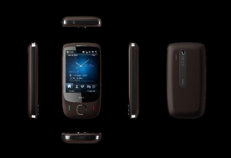 HTC Touch 3G - Das wichtigste zu diesem Gerät-jade_brown_6view.jpg