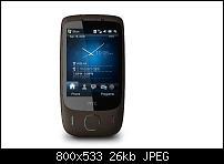HTC Touch 3G - Das wichtigste zu diesem Gerät-jade_brown_front.jpg