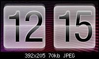 Einige Möglichkeiten TD2 (WM6.1) optisch zu verschönern-transparent-clock.jpg