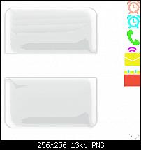 Farbliche Icons in Heute-Screen (Anrufliste-kalender und wecker)-1bbfdc9b_manila.png