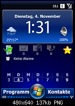 SPB Mobile Shell 2.1 und Touch Diamond-today.png