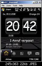 """Schriftzug """"Wecker aus""""-home_3.jpg"""