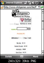 mobile optimierte Software-Seiten - Sammlung-screen01.png