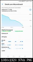 Huawei Mate 9 – Alles zum Akku-screenshot_20161123-194124.png