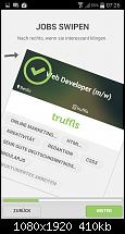 [App-Vorstellung] truffls - wie Tinder, nur für Jobs!-truffls-jobs-wischen-swipen-bewerberreise-recruiting.png