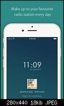 [App-Vorstellung] bedr radio: ein Radiowecker für's iPhone-1.jpg