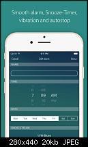 [App-Vorstellung] bedr radio: ein Radiowecker für's iPhone-3.jpg
