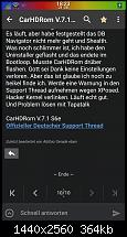 Tapatalk und CarHDRom :(-uploadfromtaptalk1440174274986.png