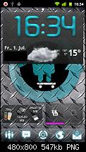 Cyanogen Mod 7.1 [RC]-mainscreen.png