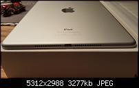 iPad Air 2 - 16GB, WiFi, silver - mit Rechnung vom 15-12-2015 - *wie NEU*-20160104_202528.jpg