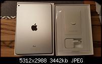 iPad Air 2 - 16GB, WiFi, silver - mit Rechnung vom 15-12-2015 - *wie NEU*-20160104_202447.jpg