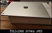 iPad Air 2 - 16GB, WiFi, silver - mit Rechnung vom 15-12-2015 - *wie NEU*-20160104_202614.jpg
