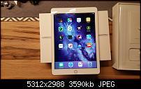 iPad Air 2 - 16GB, WiFi, silver - mit Rechnung vom 15-12-2015 - *wie NEU*-20160104_202745.jpg