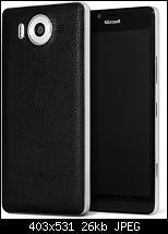 Mozo Back Cover Weiss, Leder NEU für Lumia 950 oder 950 DS-mozo-lumia950-backcover-black.jpg