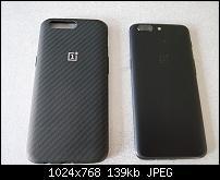 OnePlus 5 Smartphone mit 128GB und original Carbon Cover-bild-2.jpg
