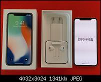 iPhone X - 64Gb - silber - 1 Jahr alt - nur 599€-img_4834.jpeg