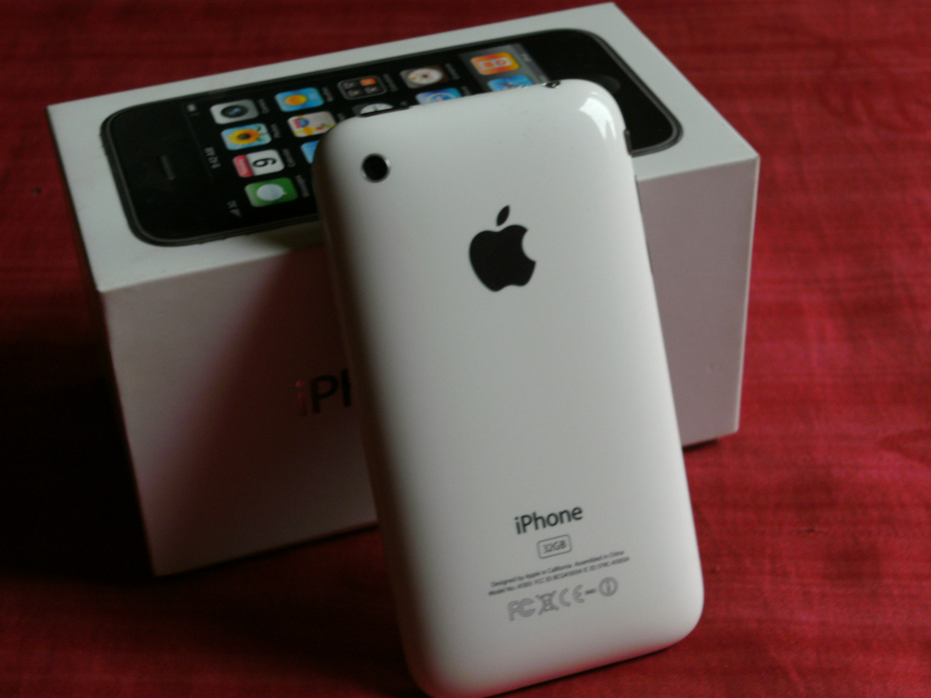 Folie Iphone
