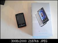 Sony Ercisson X10 Mini Pro U20i Red-sam_0302.jpg